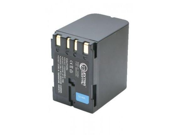 Аккумулятор JVC BN-V428 - ExtraDigital (DV00DV1086)