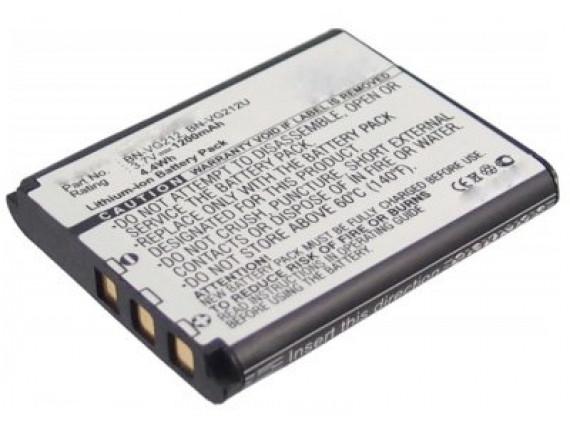 Аккумулятор JVC BN-VG212U - ExtraDigital (DV00DV1377)