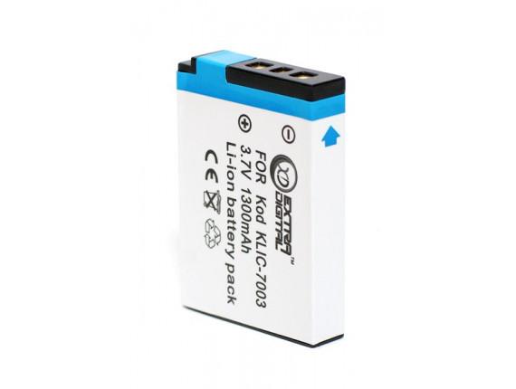 Аккумулятор Kodak KLIC-7003 - ExtraDigital (DV00DV1220)