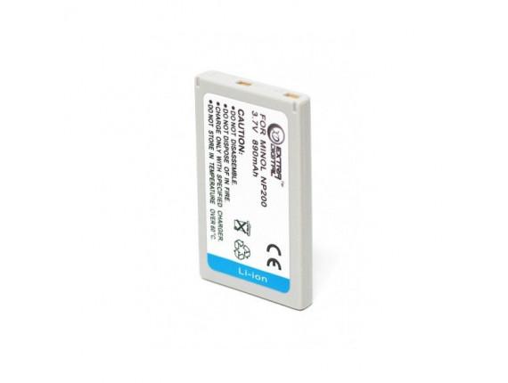 Аккумулятор Minolta NP-200 - ExtraDigital (DV00DV1051)