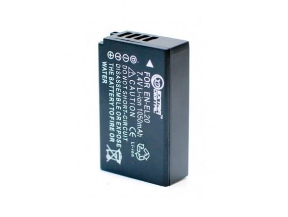 Аккумулятор Nikon EN-EL20 - ExtraDigital (BDN2527)