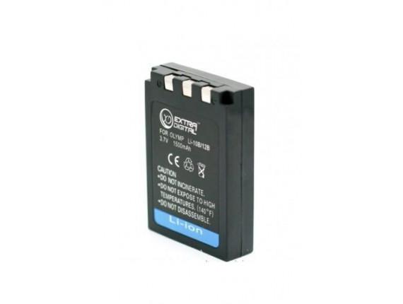 Аккумулятор Olympus LI-10B / 12B - ExtraDigital (BDO2536)