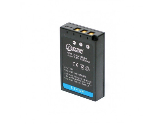 Аккумулятор Olympus PS-BLS1 - ExtraDigital (DV00DV1193)