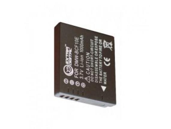 Аккумулятор Panasonic DMW-BCF10 - ExtraDigital (BDP2557)