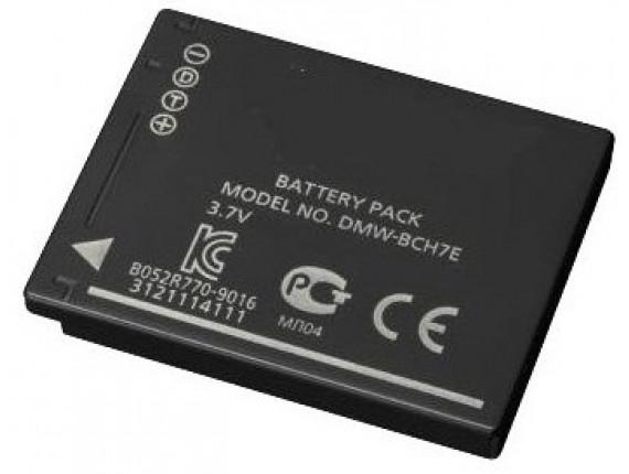 Аккумулятор Panasonic DMW-BCH7E - ExtraDigital (DV00DV1268)