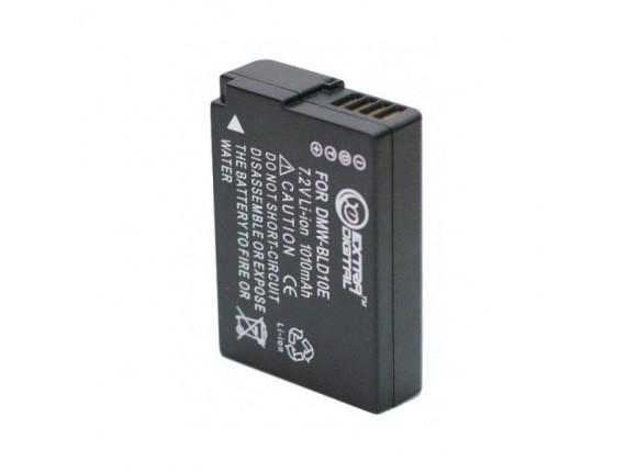 Аккумулятор Panasonic DMW-BLD10PP, BLD10E - ExtraDigital (DV00DV1335)