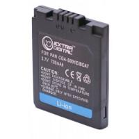 Аккумулятор Panasonic S001E, DMW-BCA7 - ExtraDigital (DV00DV1096)