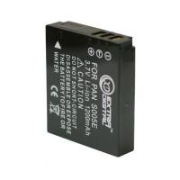Аккумулятор Panasonic S005E, Fuji NP-70 - ExtraDigital (BDP2576)