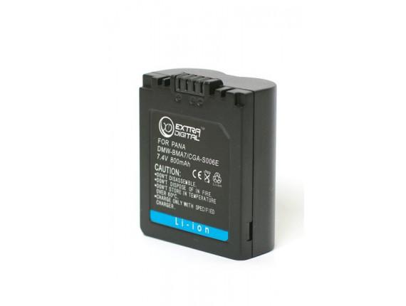 Аккумулятор Panasonic S006E - ExtraDigital (BDP2577)