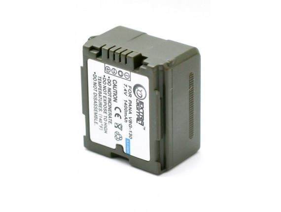 Аккумулятор Panasonic VW-VBG130 Chip - ExtraDigital (BDP2587)