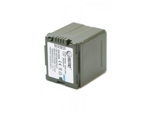 Аккумулятор Panasonic VW-VBG260 Chip - ExtraDigital (DV00DV1276)