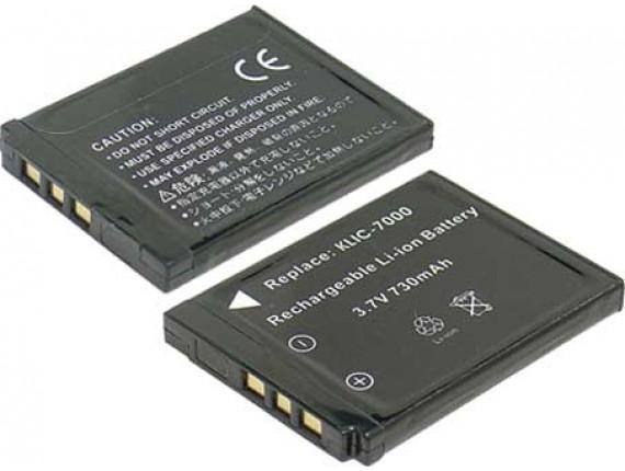 Аккумулятор Kodak KLIC-7000 - PowerPlant (DV00DV1152)