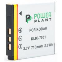 Аккумулятор Kodak KLIC-7001 - PowerPlant (DV00DV1153)