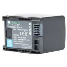 Аккумулятор Canon BP-819 Chip - PowerPlant (DV00DV1245)