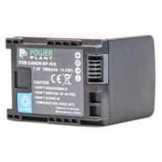 Аккумулятор Canon BP-820 Chip - PowerPlant (DV00DV1371)