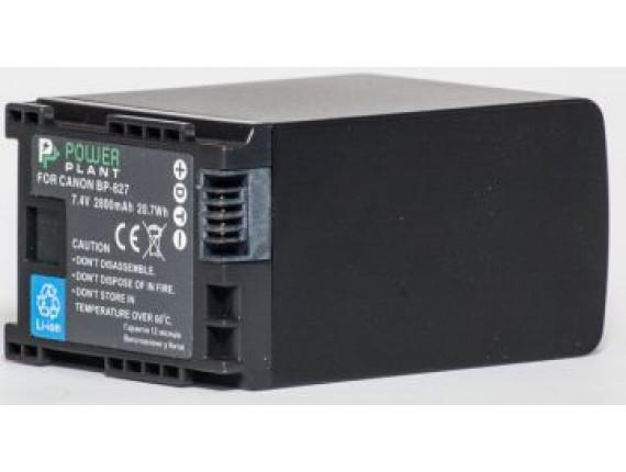 Аккумулятор Canon BP-827 Chip - PowerPlant (DV00DV1262)