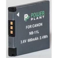 Аккумулятор Canon NB-11L - PowerPlant (DV00DV1303)