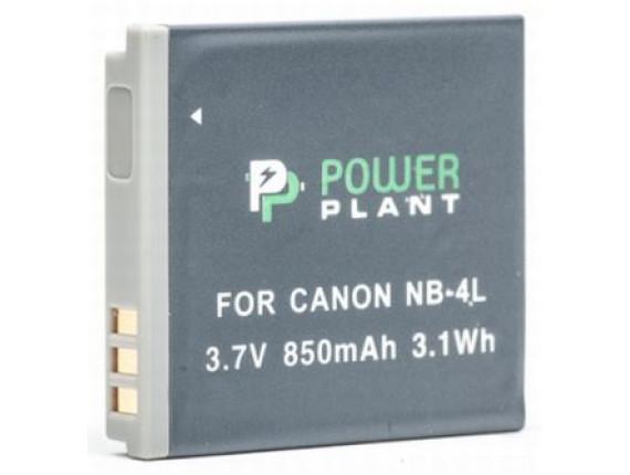 Аккумулятор Canon NB-4L - PowerPlant (DV00DV1006)