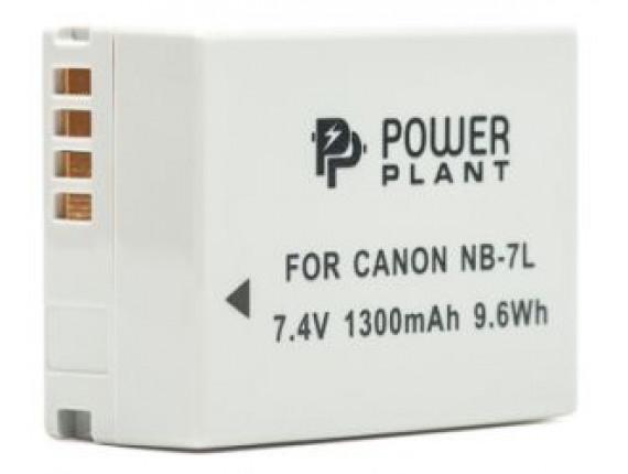 Аккумулятор Canon NB-7L - PowerPlant (DV00DV1234)