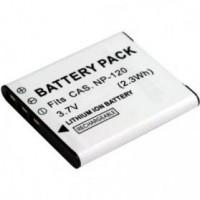 Аккумулятор Casio NP-120 - PowerPlant (DV00DV1312)