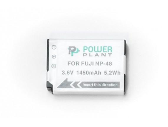 Аккумулятор Fuji NP-48 - PowerPlant (DV00DV1395)
