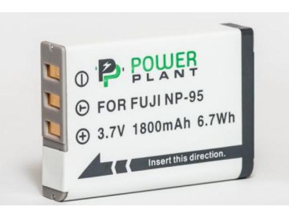 Аккумулятор Fuji NP-95 - PowerPlant (DV00DV1191)
