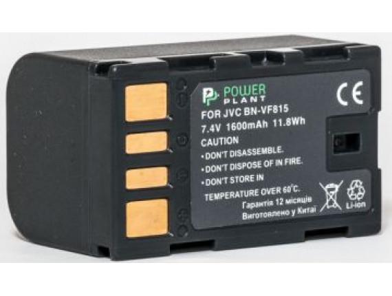 Аккумулятор JVC BN-VF815 - PowerPlant (DV00DV1221)