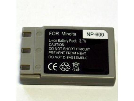 Аккумулятор Minolta NP-500 / 600 - PowerPlant - (DV00DV1054)