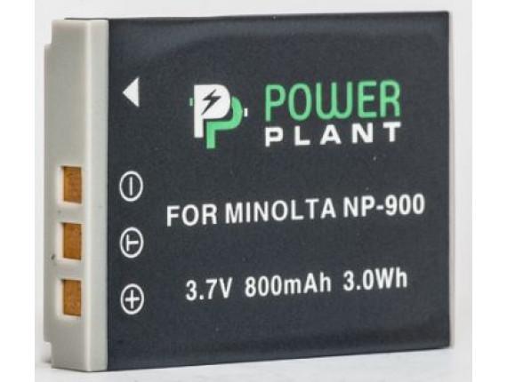 Аккумулятор Minolta NP-900, Olympus Li-80B - PowerPlant (DV00DV1070)
