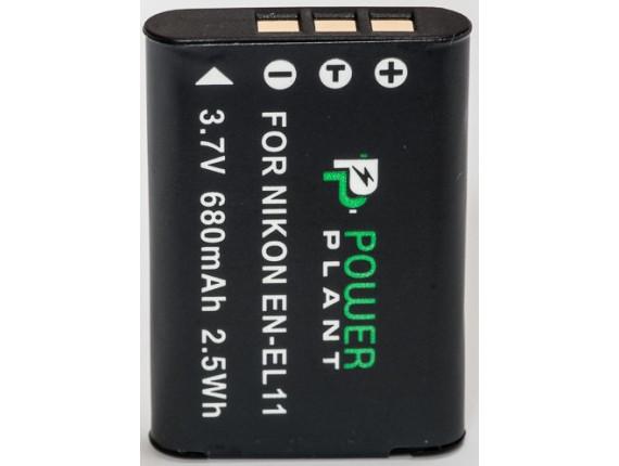 Аккумулятор Nikon EN-EL11 - PowerPlant (DV00DV1228)