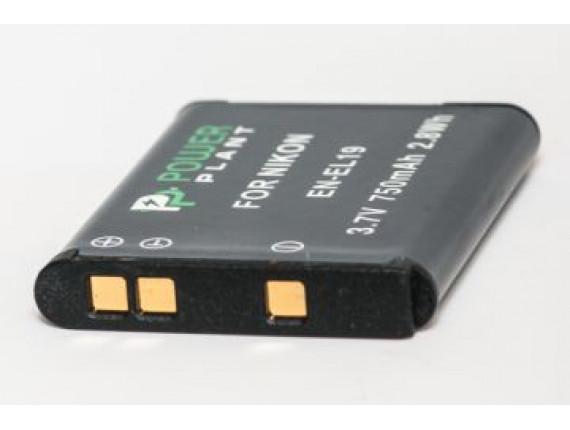Аккумулятор Nikon EN-EL19 - PowerPlant (DV00DV1305)