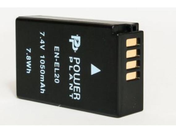 Аккумулятор Nikon EN-EL20 - PowerPlant (DV00DV1306)