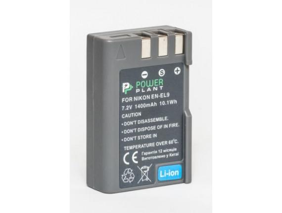 Аккумулятор Nikon EN-EL9 - PowerPlant (DV00DV1173)