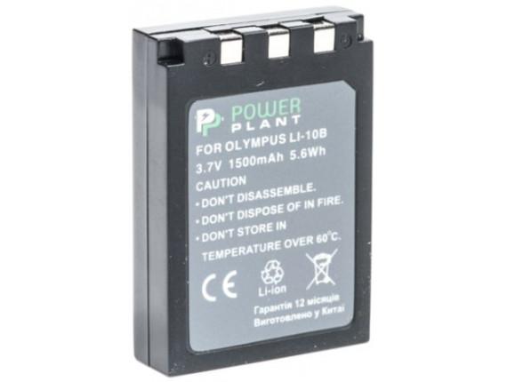 Аккумулятор Olympus LI-10B / 12B - PowerPlant (DV00DV1056)
