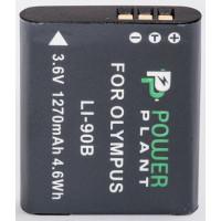 Аккумулятор Olympus Li-90B - PowerPlant (DV00DV1307)