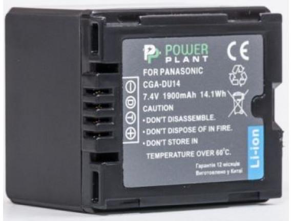 Аккумулятор Panasonic CGA-DU14 - PowerPlant (DV00DV1182)