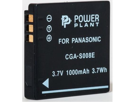 Аккумулятор Panasonic CGA-S008, DB-70, DMW-BCE10 - PowerPlant (DV00DV1216)