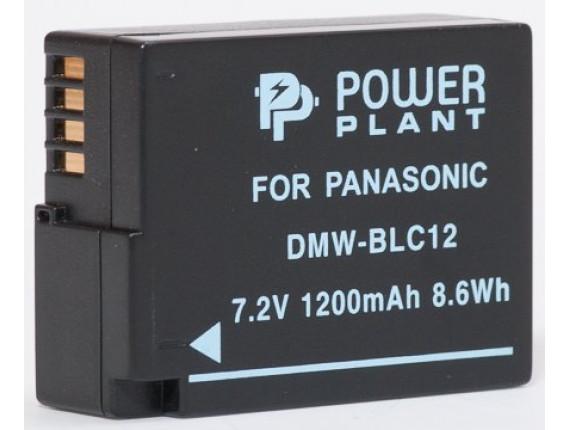 Аккумулятор Panasonic DMW-BLC12, DMW-GH2 - PowerPlant (DV00DV1297)