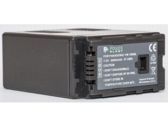 Аккумулятор Panasonic VW-VBG6 - PowerPlant (DV00DV1279)