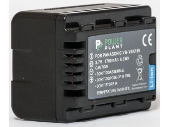Аккумулятор Panasonic VW-VBK180 - PowerPlant (DV00DV1291)