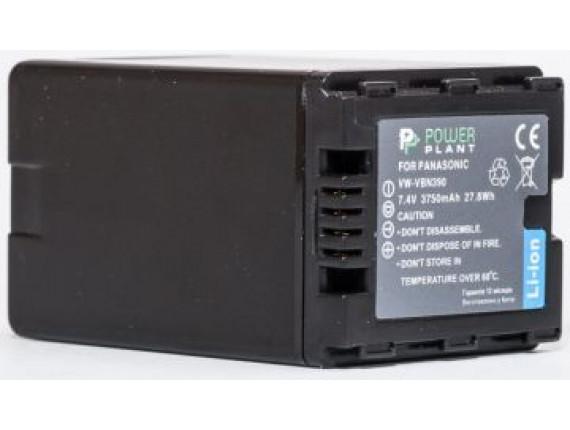 Аккумулятор Panasonic VW-VBN390 - PowerPlant (DV00DV1346)
