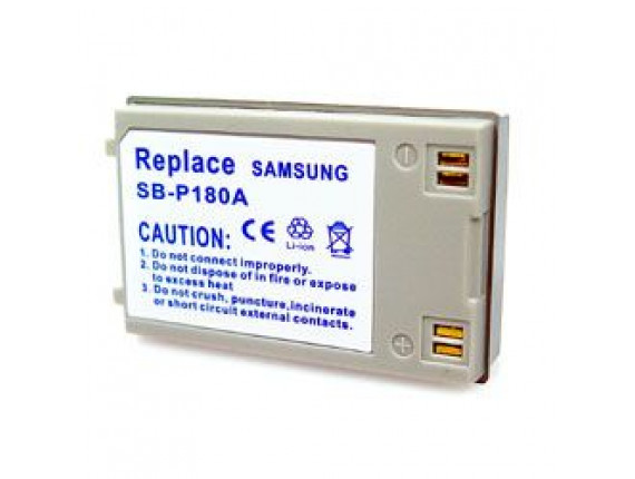 Аккумулятор Samsung SB-P180A - PowerPlant (DV00DV1237)