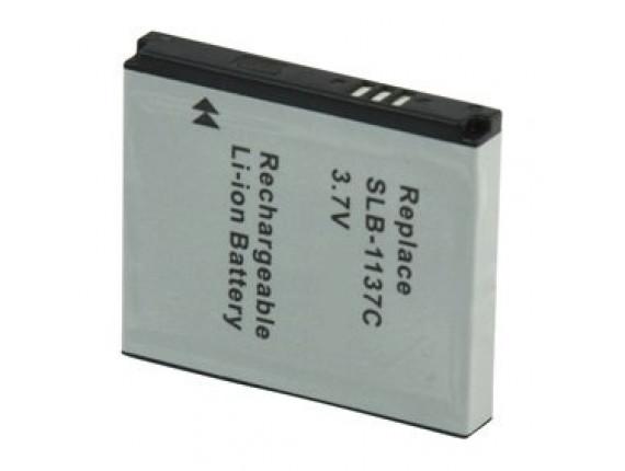 Аккумулятор Samsung SLB-1137C - PowerPlant (DV00DV1350)