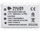 Аккумулятор Sanyo DB-L90 - PowerPlant (DV00DV1267)