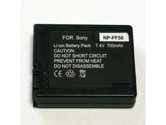 Аккумулятор Sony NP-FF50 - PowerPlant (DV00DV1034)
