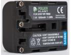 Аккумулятор Sony NP-FM50 / QM51 - PowerPlant (DV00DV1028)