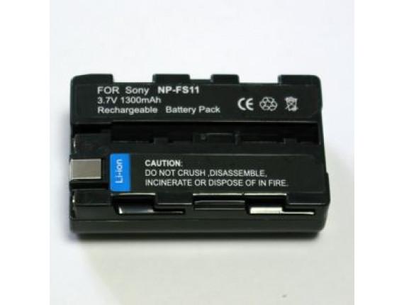 Аккумулятор Sony NP-FS11 - PowerPlant (DV00DV1023)