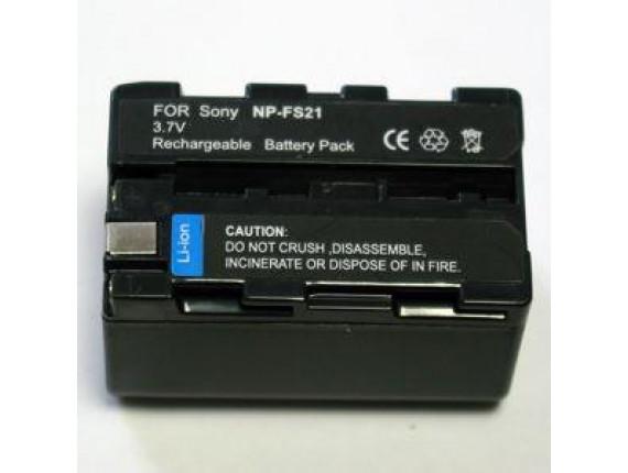 Аккумулятор Sony NP-FS21 - PowerPlant (DV00DV1024)