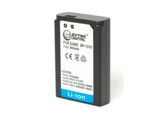 Аккумулятор Samsung BP1310 - ExtraDigital (DV00DV1284)
