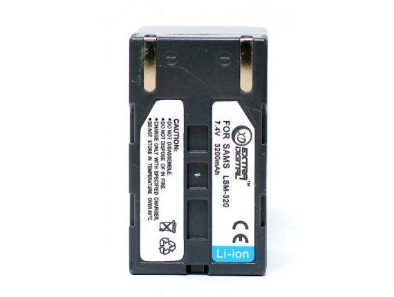 Аккумулятор Samsung SB-LSM320 - ExtraDigital (DV00DV1321)